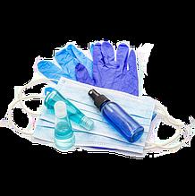 Бумажно-гигиеническая продукция и дезинфицирующие жидкости