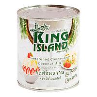King Island Кокосовая сгущенка 380 гр