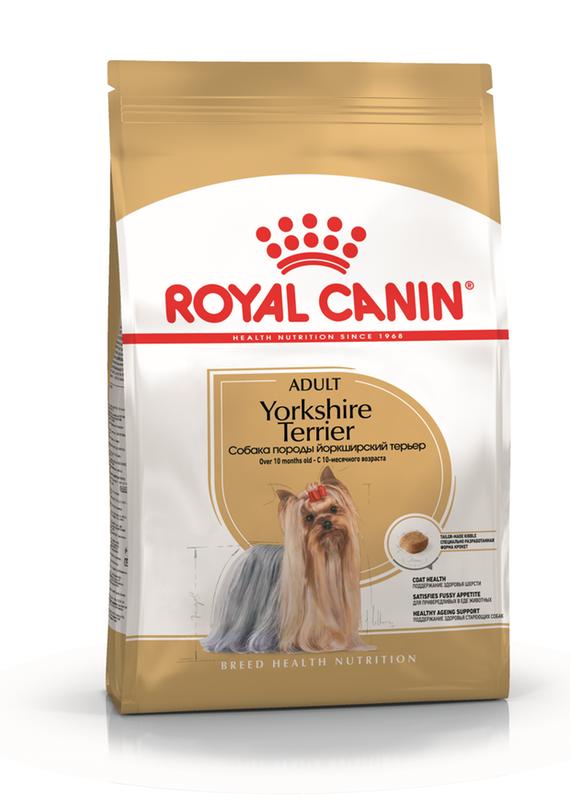 Корм Royal Canin Yorkshire Terrier Adult для взрослых собак Йоркширских терьеров - 1.5 кг