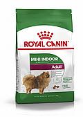 Корм Royal Canin Mini Indoor Adult для взрослых собак мелких пород, живущих в помещении - 1.5 кг
