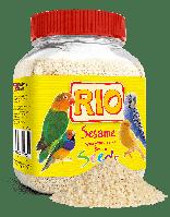 Кунжутное семя в период стресса, линьки у птиц, Rio - 250 гр