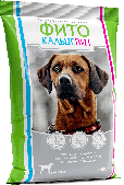 Фитокальцевит, витаминно-минеральная добавка для взрослых собак, Биофармтокс - 500 г