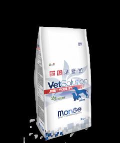 Корм Monge VetSolution Mobility для поддержания здоровья суставов при остеоартрите у собак - 12 кг