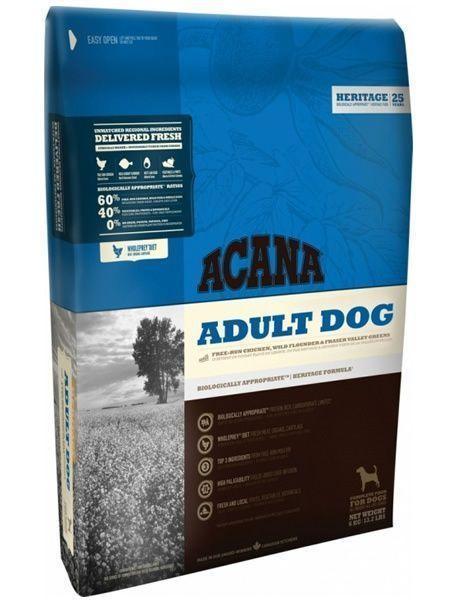 Беззерновой корм Аcana Adult Dog для собак (Курица) - 6 кг