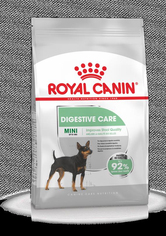 Корм Royal Canin Mini Digestive Care для собак мелких пород с чувствительным пищеварением - 8 кг