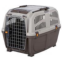 Транспортировочный бокс Trixie Skudo 5 для собак до 35 кг - 59х65х79 см