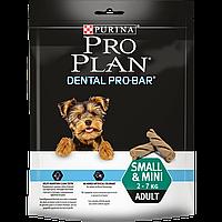 Лакомство Pro Plan Dental ProBar для полости рта собак мелких пород - 150 г