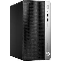 Персональные компьютеры HP HP Europe ProDesk 400 G6 (MT/Core i5/9500/3 GHz/8 Gb/1000 Gb/DVD+/-RW/Graphics/HD 630/256 Mb/Windows 10/Pro/64)