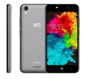 Смартфон BQ-5008L Brave Серый