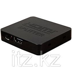Сплиттер PowerPlant HDMI 1x2 V1.4, 4Kx2K, 3D (HDSP2-M)
