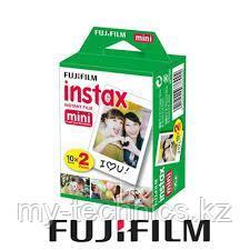 Бумага FUJIFILM PAPER INSTANT INSTAX MINI 20шт
