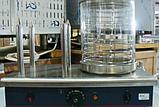 Аппарат приготовления хот-догов IHD-04 (AR) паровой гриль, фото 10