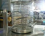 Аппарат приготовления хот-догов IHD-03 (AR) паровой гриль, фото 10