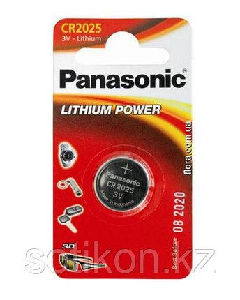 Panasonic CR-2025EL/1B, фото 2