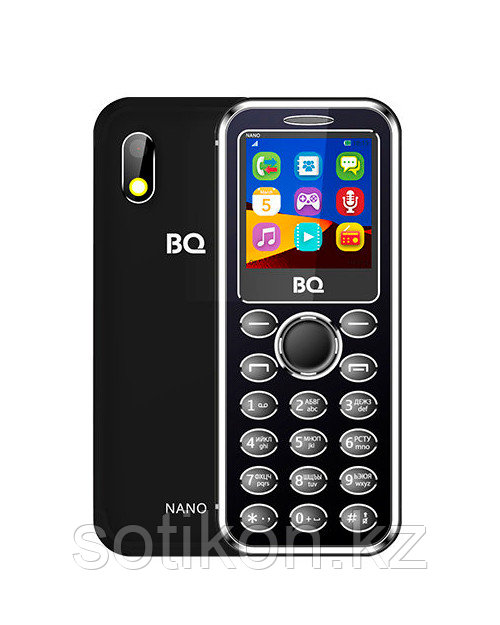 BQ BQ-1411 Nano Чёрный