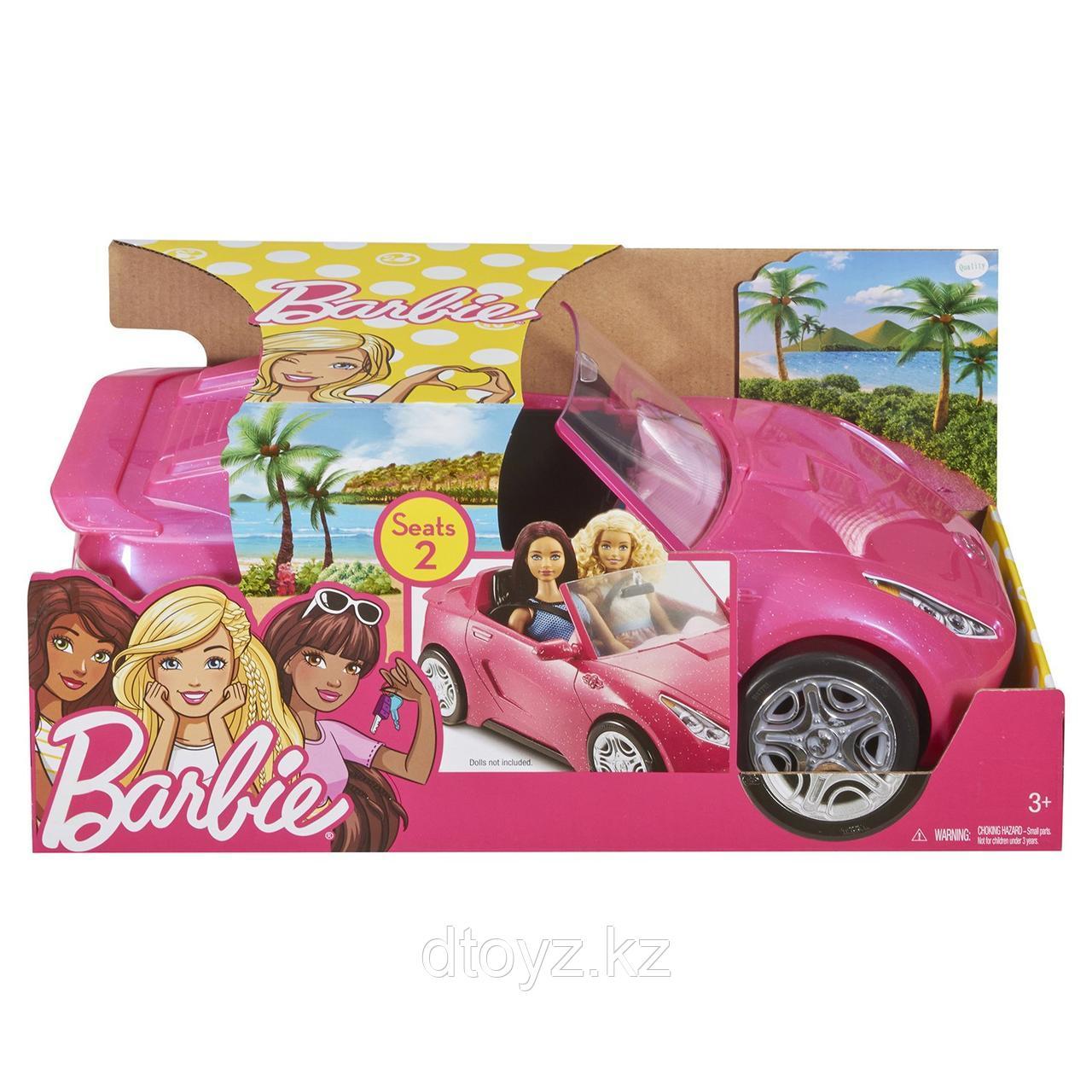 Barbie Набор игровой Кабриолет