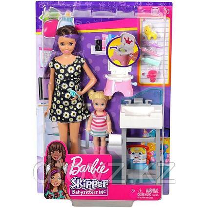 Barbie Скиппер няня FJB01