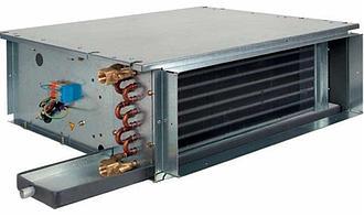 Канальный бескорпусный фанкойл высокого давления FP-204WAH-K (11/17) HP