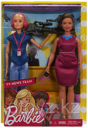 Barbie Профессиональный дуэт Команда ТВ Новостей FCP64