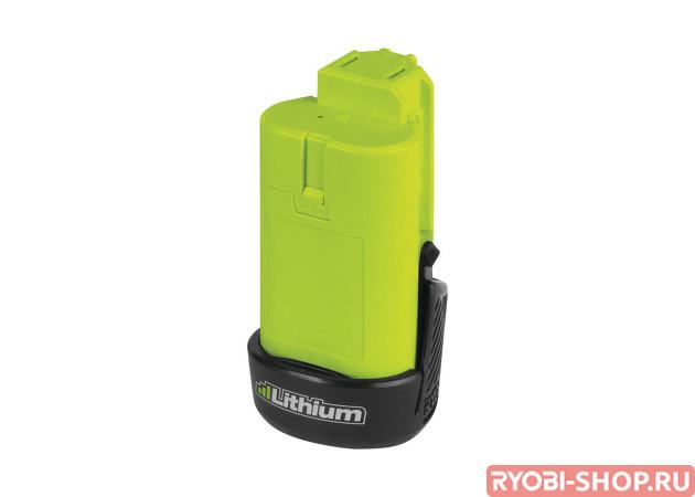 BSPL1213 12В Lithium+ аккумулятор (1 х 1.3Ач) Riobi