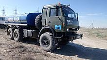 Водовоз техвода КАМАЗ 65115 12м3