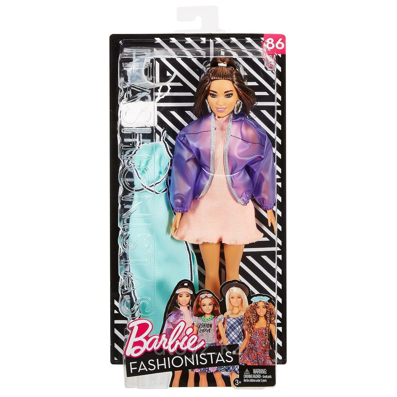 Barbie-модница Sweet & Sporty