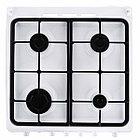 Газовая плита De Luxe 5040.31г(кр) чугунная решетка, фото 2