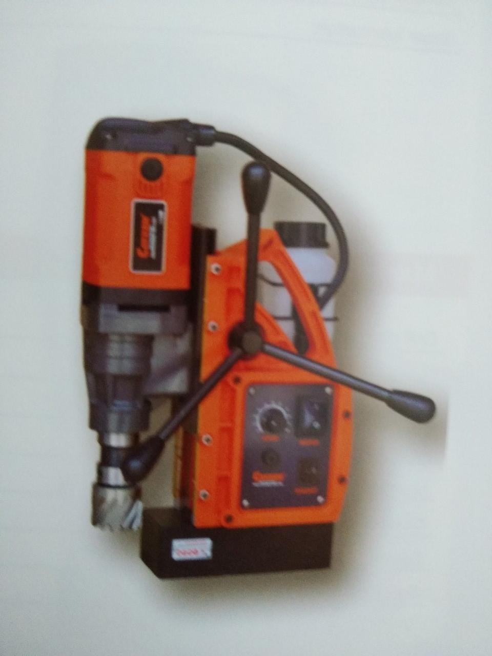 Магнитная дрель по металлу, Сayken SCY-35HD