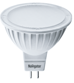 Лампа NLL-MR16-5-230-6.5K-GU5.3 94 382 Navigator