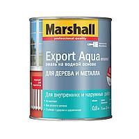 Водная эмаль Export Aqua белая глянцевая 0.8