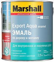 Водная эмаль Export Aqua белая глянцевая 2.5