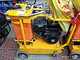 Швонарезчик с дизельным двигателем lifan и бачком для воды, фото 5