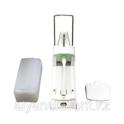 Локтевой дозатор для антисептиков с флаконом 1 литр, фото 2