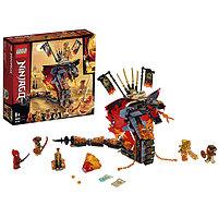 LEGO Ninjago 70674 Конструктор ЛЕГО Ниндзяго Огненный кинжал