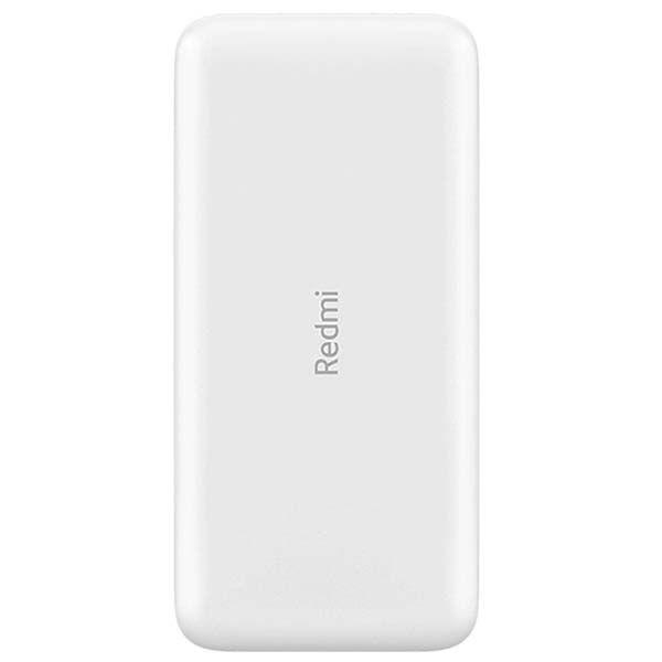 Портативное зарядное устройство Xiaomi Redmi Power Bank 20000mAh (VXN4285GL, White)