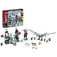 LEGO Ninjago 70678 Конструктор ЛЕГО Ниндзяго Замок проклятого императора