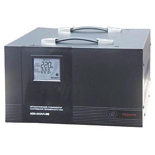 Стабилизатор напряжения РЕСАНТА АСН-5000/1-ЭМ 5 кВт Однофазный электромеханический