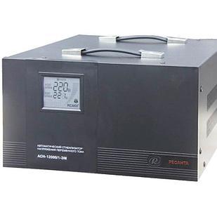 Стабилизатор напряжения РЕСАНТА АСН-12000/1-ЭМ 12 кВт Однофазный электромеханический