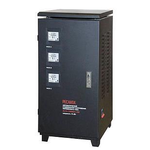Стабилизатор напряжения РЕСАНТА АСН-15000/3-ЭМ 15 кВт Трехфазный электромеханический