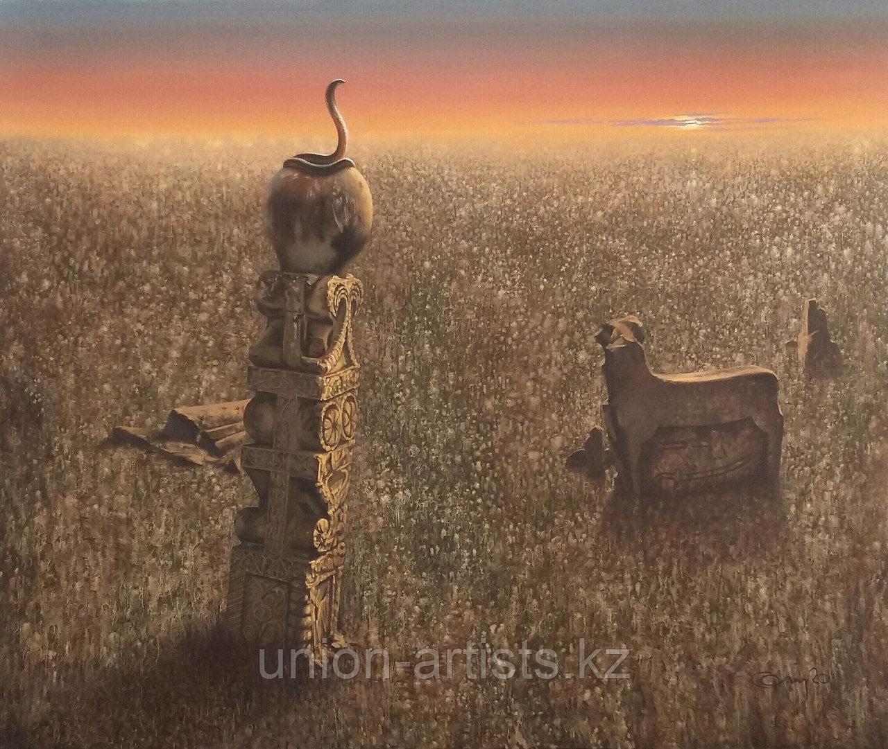 Картина Жубаниязов У.