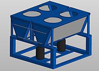 Чиллеры с воздушным охлаждением конденсатора серии SV-CLR холодопроизводительностью от 20 до 140 кВт
