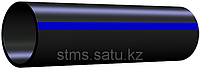 Труба ПЭ 75 х 2,9 мм SDR 26-6,3 бар питьевая вес 1м 0,688 кг
