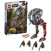 LEGO Star Wars 75254 Конструктор ЛЕГО Звездные войны Диверсионный AT-ST