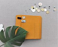 Органайзер складной текстильный для сумок однотонный желтый