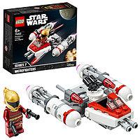 LEGO Star Wars 75263 Конструктор ЛЕГО Звездные войны Микрофайтеры: Истребитель Сопротивления типа Y