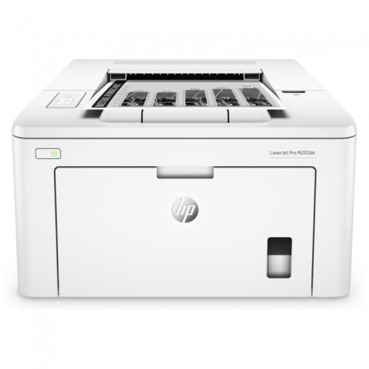 Принтер лазерный HP LasesrJet Pro M203dn (G3Q46A) (A4)