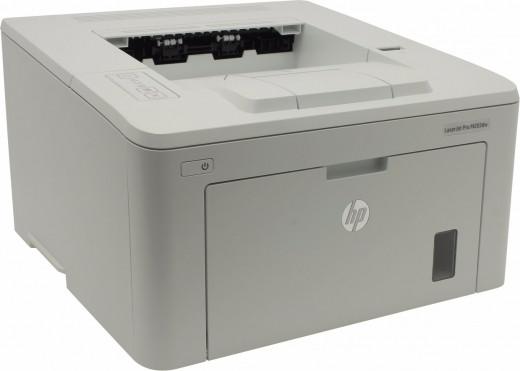 Принтер HP LaserJet Pro (M203dw (G3Q47A)) белый