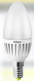 Лампа NLL-C37-5-230-4K-E14-FR 94 393 Navigator