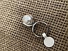 Кольцо с белым жемчугом майорка-18р, фото 3