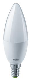 Лампа NLL-C37-8,5-230-4K-E14-FR 61 325 Navigator